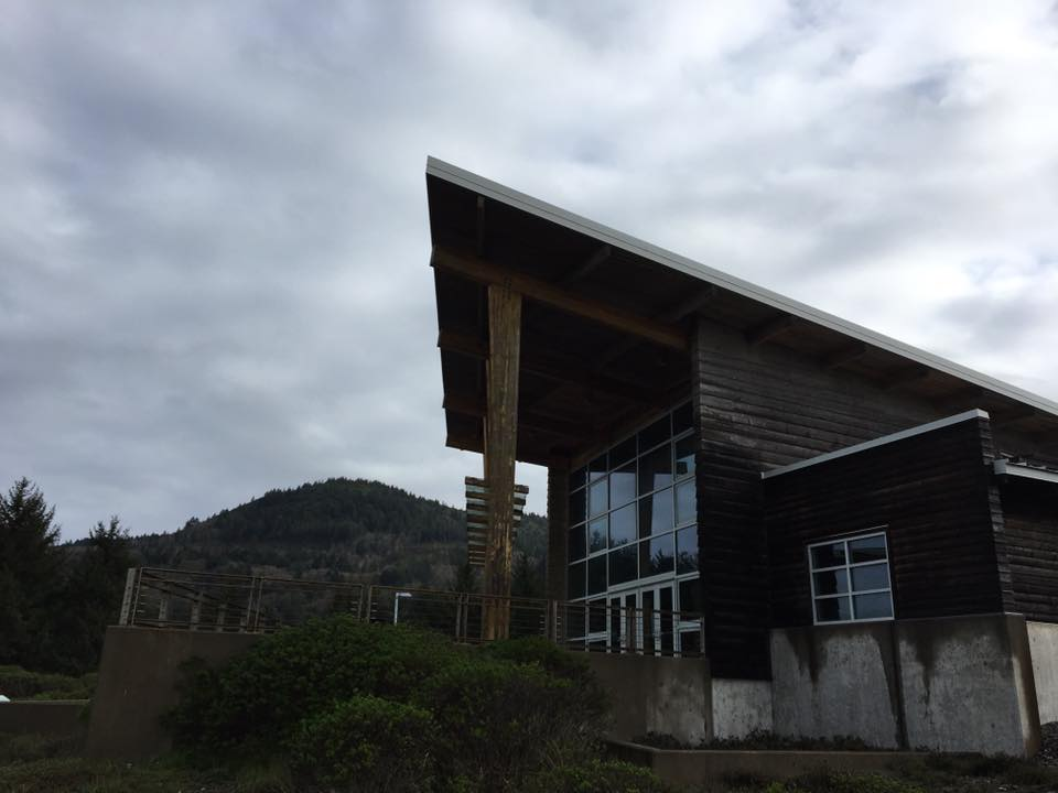 Crissey Field Station, Brookings, Oregon