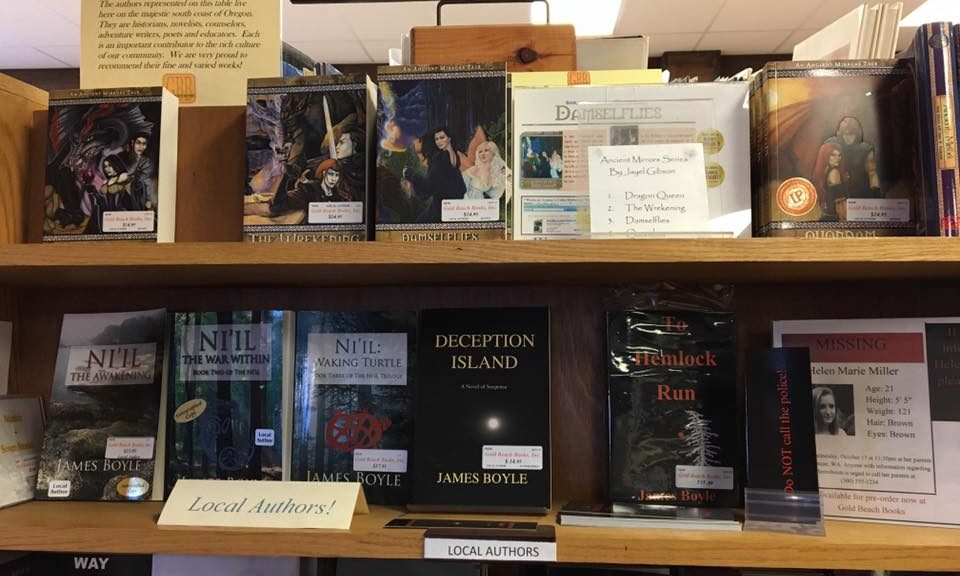 Gold Beach Books