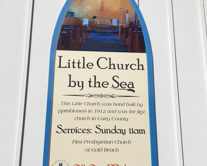 Little Church by the Sea