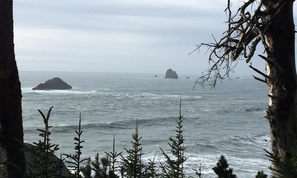 Arch Rock Viewpoint